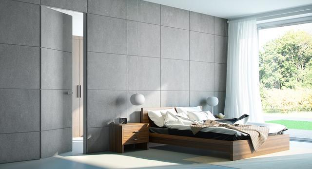 Beton architektoniczny w architekturze wnętrz: PIU Design
