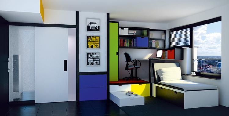 Starter - mieszkania dla młodych